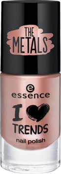Essence I love Trends The Metals 33 Rose Beats