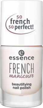 Essence French Manicure Beautifying Nail Polish 03 True FRENCHship