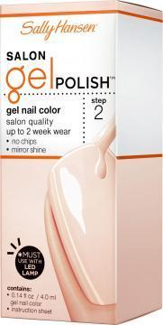 Sally Hansen Salon Gel Polish 120 Sheer Ecstasy 7ml