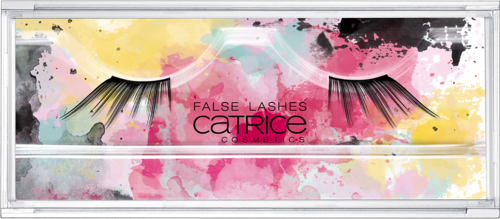 Catrice False Lashes LE Eyeconic Art + Kleber C02 Natural Volumen