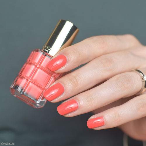 L'Oreal Color Riche Oil Nail Polish 442 Coral Trianon 13,5ml
