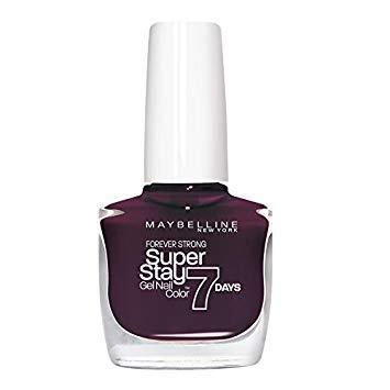 Maybelline Super Stay 7Days Nagellack 05 Extreme Blackcurrent