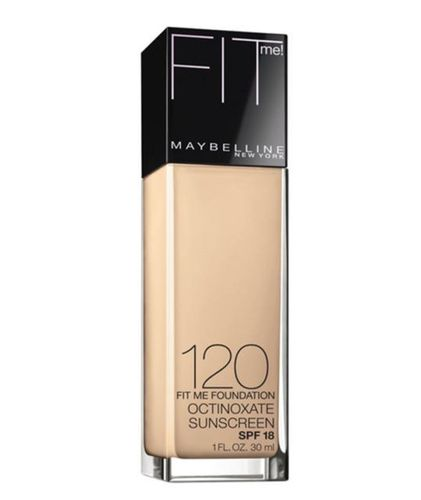 Maybelline Fit Me! Foundation 120 Classic Ivory 30ml