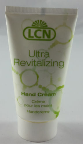 LCN Ultra Revitalizing Hand Cream 50ml