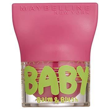 Maybelline Baby Lips Balm & Blush 02 Flirty Pink 3,5g