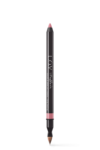 L.O.V LIPaffair Color & Care Lip Pencil No 530 - 100% Ayann