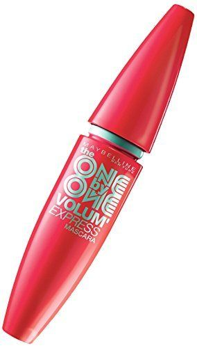 Maybelline The One by One Volum' Express Mascara Waterproof Black