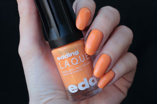 Edding Nagellack 159 Loyal Light Orange 8ml