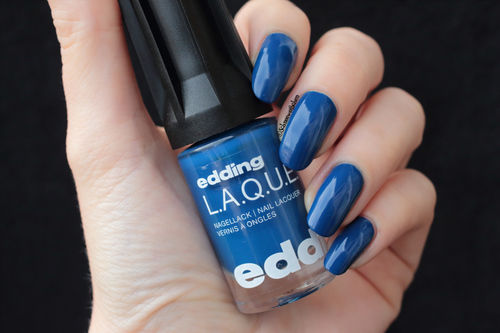 Edding Nagellack 191 Beneficial Blue 8ml