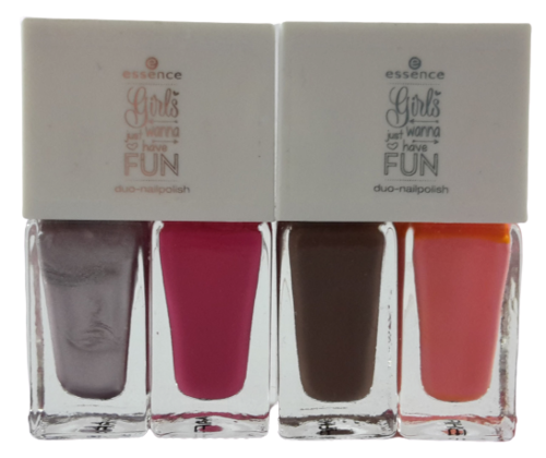 Essence Girls Just Wanna Have Fun Duo-Nagellack 2-teiliges Sparset