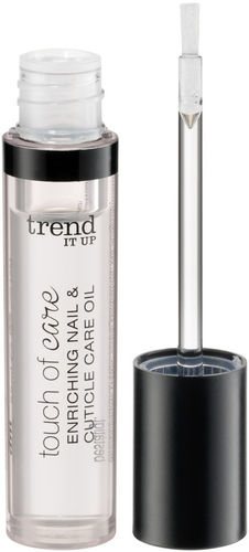 Trend It Up Touch Of Care Enriching Nail & Cuticle Care Oil 5,5ml