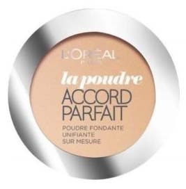 L'Oreal Pressed Powder Accord Parfait D5/W5 Golden Sand
