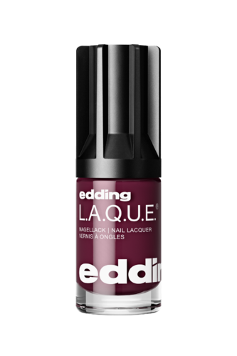 Edding Nagellack 169 Bright Burgundy 8ml