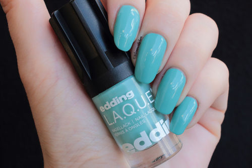 Edding Nagellack Green Aquamarine 5ml