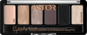 Astor Eye Artist Luxury Eyeshadow Palette 300 Rosys Greys