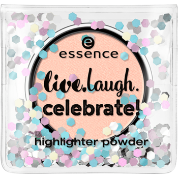 Essence Live.Laugh.Celebrate Highlighter Powder 01 My Special Highlight