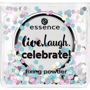 Essence Live.Laugh.Celebrate Fixing Powder 01 Party Proof
