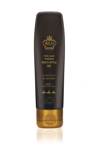 Rich Enjoy Luxurious Hair Pure Energising Multi-Style Gel 100ml