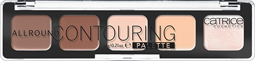 Catrice Allround Contouring Palette 6g
