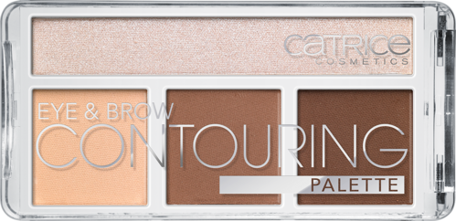 Catrice Eye & Brow Contouring Palette 020 But First, Hot Coffee!
