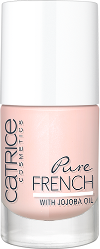 Catrice Nagellack Pure French 02 Apricouture On The Frenchwalk 10ml
