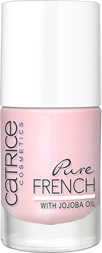 Catrice Nagellack Pure French 03 Wearing My Rose French Coat 10ml