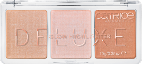 Catrice Deluxe Glow Highlighter 010 The Glowrious Three 10g