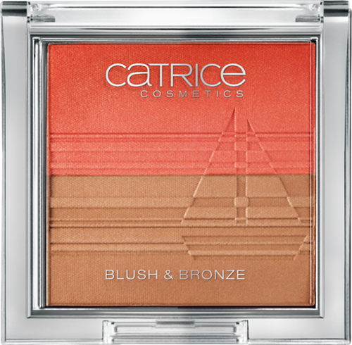 Catrice Travelight Story Blush & Bronze C01 From Dusk Till Dawn