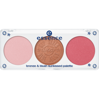 Essence Hip Girls Wear Blue Jeans Bronze & Blush Sunkissed Palette 01 Sunkissed, What Else?!