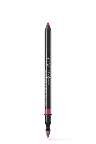 L.O.V LIPaffair Color & Care Lip Pencil No 570 - 100% Saneia