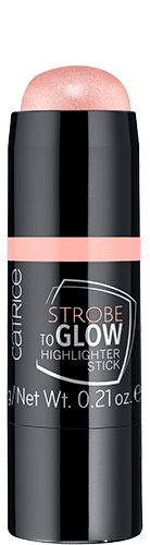 Catrice Strobe To Glow Highlighter Stick 020 Space Queen Silver Rose 6g