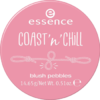Essence Coast 'N' Chill Blush Pebbles 01 cheeks on fleek! 14,65g