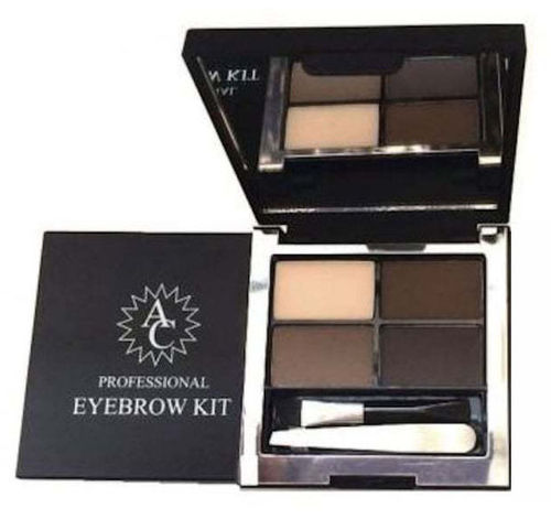 AC Professional Eye Brow Quad Kit