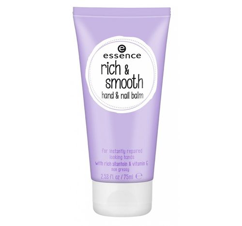 Essence Rich & Smooth Hand & Nail Balm 75ml