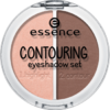 Essence Contouring Eyeshadow Set 02 Brownies With Frosting