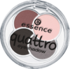 Essence Quattro Eyeshadow 19 Greys N'Roses