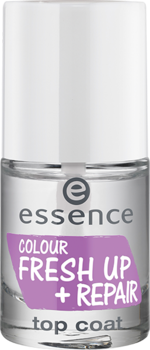 Essence Colour Fresh Up + Repair Top Coat 8ml