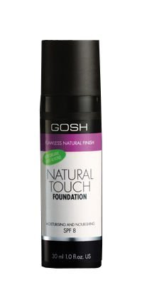 Gosh Natural Touch Foundation 48 Almond 30ml