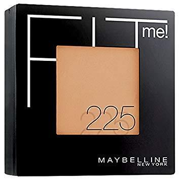 Maybelline Fit Me! Kompakt-Puder 225 Medium Buff 9g