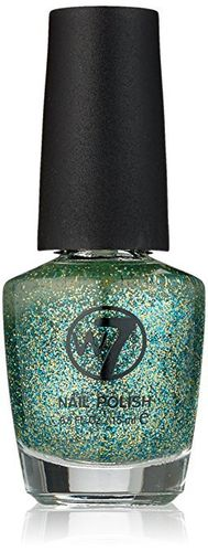 W7 Nagellack 73 Cosmic Green 15ml