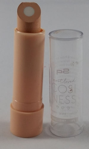 P2 Mostloved Cosiness Prepare Prime Conceal 020 Perfect Beige