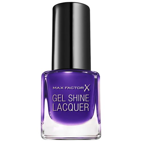 Max Factor Nagellack Gel Shine Lacquer 35 Lacquered Violet 4,5ml