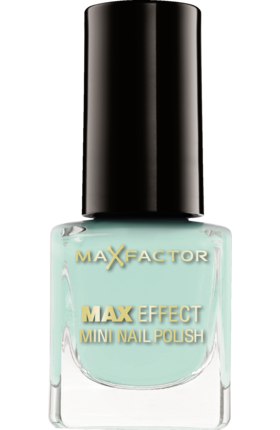 Max Factor Max Effect Mini Nail Lacquer 27 Cool Jade 4,5ml