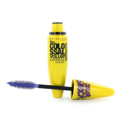 Maybelline The Colossal Volum' Express Mascara Color Shock Electric Purple