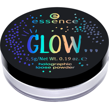 Essence Glow Holographic Loose Powder 01 ... Like You're A Star