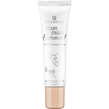 Essence Ready, Steady, Summer! Tinted Moisturizer 01 They See Me Rolling, I'm Skating 30ml
