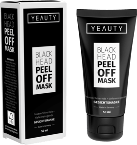 Yeauty Black Head Peel Off Mask Gesichtsmaske 50ml
