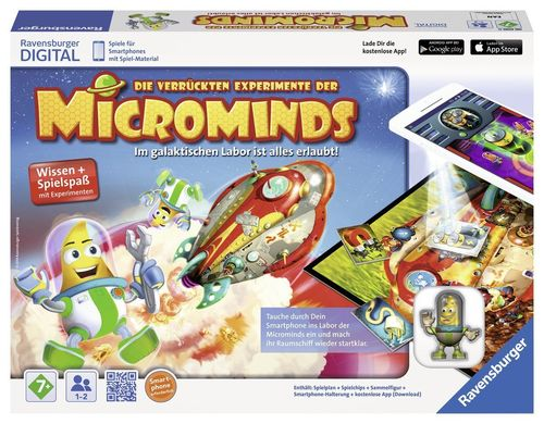 Ravensburger 27580 Microminds