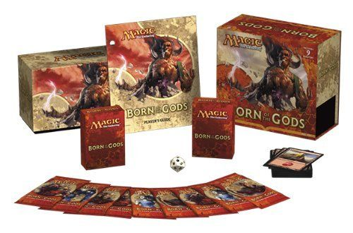 Magic The Gathering Born Of The Gods Fat Pack Englisch