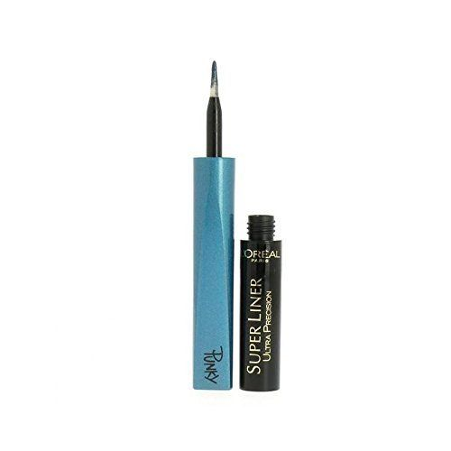 L'Oreal Superliner Ultra Precision Punky Turquoise